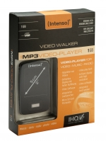 Intenso MP3 Videoplayer 1GB