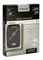 3701440 | Intenso MP3 Videoplayer 2GB