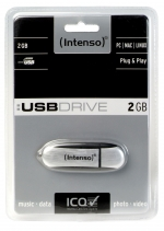 3501440 | Intenso USB Drive 2.0  2GB
