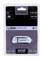 3501460 | Intenso USB Drive 2.0  8GB