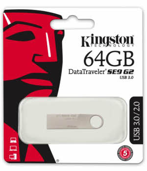 KINGSTON DTSE9G2 64GB