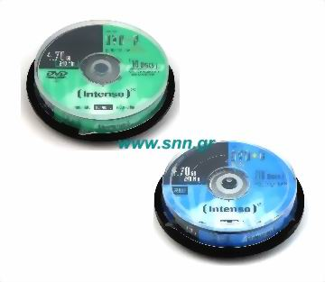 Intenso dvd-r 4x