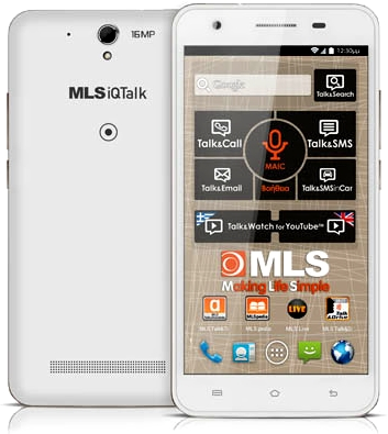 MLS IQTALK GREAT DUAL SIM