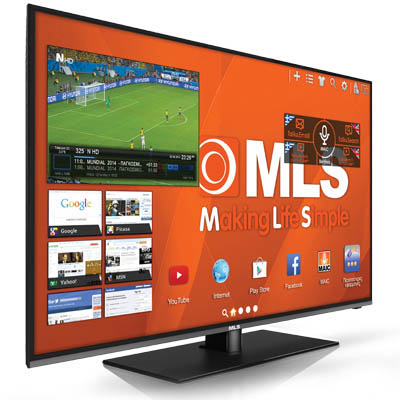 MLS SUPERSMART TV 32 HD READY
