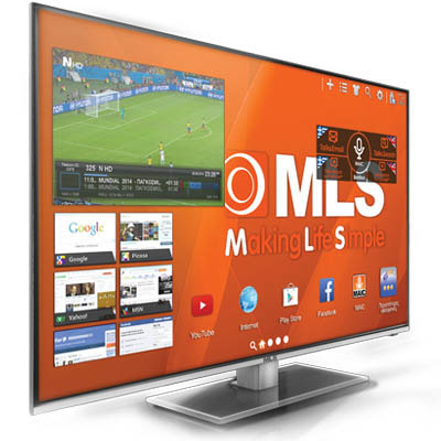 MLS SUPERSMART TV 42 FULL HD