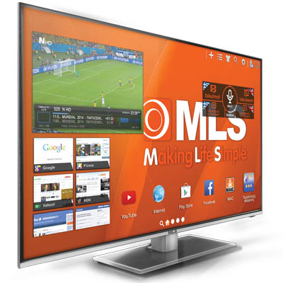 MLS SUPERSMART TV 49 FULL HD